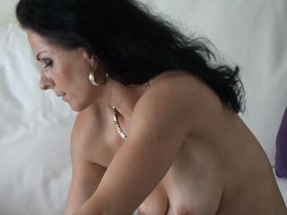 Mein erstes mal nackt vor der Kamera!
