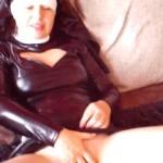 Ich als sexy nonne