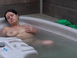 Pissen in Whirlpool