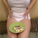 Hmmm lecker Kuchen
