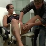 Vom Frauenarzt geschwängert? Perverse Vorsorge-Untersuchung!