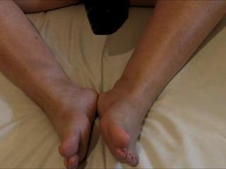 Fuß und Socken Fetisch